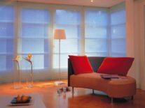 Горизонтальные шторы плиссе - фото 2