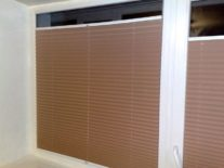 Горизонтальные шторы плиссе - фото 4
