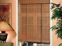Деревянные жалюзи бамбуковые - фото 2