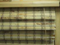 Деревянные жалюзи бамбуковые - фото 3