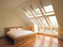 Рулонные шторы на мансардные окна - фото 3