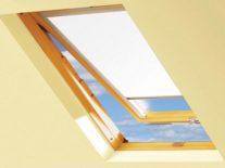 Рулонные шторы на мансардные окна - фото 5