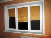 Рулонные шторы UNI в кассете - фото 4