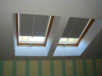 Шторы плиссе на мансардные окна - фото 3