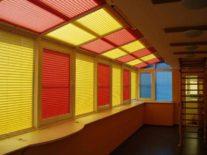 Шторы плиссе на мансардные окна - фото 4