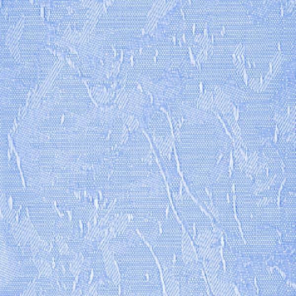 Ткань для вертикальных жалюзи Айс New 10 Голубой