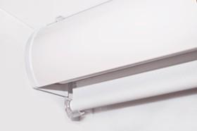 Рулонная штора GRAND BOX DUO крепление на потолок