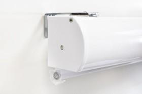 Рулонная штора GRAND BOX DUO крепление на стену
